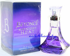 Beyonce Midnight Heat 3.3/3.4oz. Edp Spray For Women New In Box