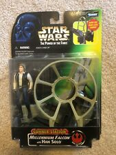 Kenner Gunner Station Millennium Falcon With Han Solo Action Figure