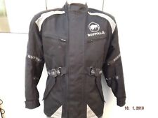 """BUFFALO TEXTILE MOTORCYCLE JACKET,SMALL 38""""CH,WORK / OFF ROAD,NO ARMOUR,CLEAN"""
