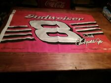 6 PIECES OF VINTAGE DALE EARNHARDT SR./DALE EARNHARDT JR. RACING MEMORABILIA