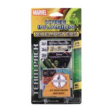 Marvel dado Masters Kree Invasión equipo paquete