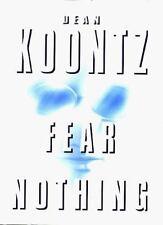 Fear Nothing by Dean Koontz (1998, Hardcover)