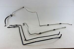 Porsche 911 964 a/c ac lines (4) under body  96457310701 96457309200  9645731050