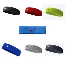 Nike Headband Athletic Sweatband Mens Headbands Thick Basketball Swoosh