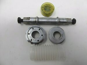 Vintage Campagnolo Nuovo Record  Bottom Bracket  Italian Thread 70 ss  E