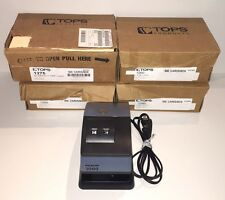 Time Clock / PYRAMID Model 1000  / Document Stamper Plus Tops Time Cards 2000ct