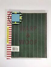 Nest: A Quarterly Of Interiors. Winter 2002 - 03 / Warp & Woof