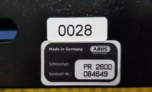 ABUS PR2600