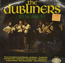 """THE DUBLINERS - en Session - LP 12 """" (R714)"""