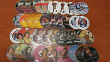 WHOLESALE LOT OF 1000 USED DVD'S FOR BOX SETS SITCOMS SERIES SHOWS REPLACEMENTS