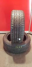 2x Sommerreifen Bridgestone 225/45 R17 91V RFT RE050A DOT09/13 ca. 6,5 mm (1066)