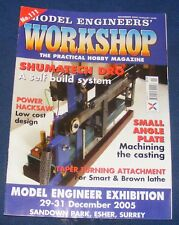 MODEL ENGINEERS WORKSHOP NO.111 DECEMBER 2005/JANUARY 2006 - SHUMATECH DRO