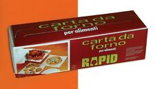 RAPID CARTA FORNO CON BOX M.50