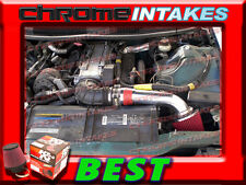 K&N+RED 94 95 96 97 CAMARO Z28/FIREBIRD/FORMULA/TRANS AM 5.7L V8 AIR INTAKE