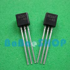 6pairs ( BC337 -40 + BC327 -40 ) NPN PNP Silicon Transistor TO-92