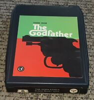 8-Track tape ROBERT BANKS Theme From The Godfather movie soundtrack Altone 1973