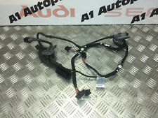 Audi A4 B8  2.0 TDI S-Line 08-12 Passenger Side Rear Door Wiring Loom 8K0971687Q