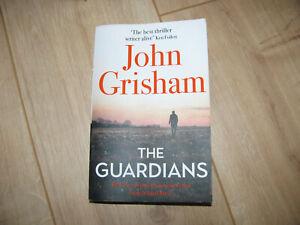 The Guardians von John Grisham englische Ausgabe Thriller Buch TB