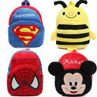 Toddler Kids Children Boys Girl Cartoon Backpack Schoolbag Shoulder Bag Rucksack