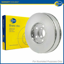 Fits Suzuki Swift MK4 Genuine Comline 4 Stud Front Vented Brake Discs