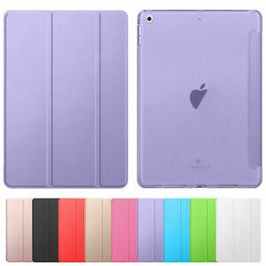 Slim Magnetic Smart Cover Case Auto Sleep/Wake For iPad 8th 7 6 5 Air Mini 54321