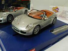 Carrera Digital 132 30773 # Porsche 911 Carrera S Cabriolet Bj. 2005 silber 1:32