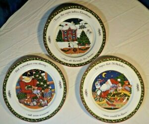A Christmas Story assorted Dinner Plates by International China