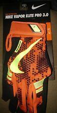 Nike Vapor Elite Pro 3.0 Baseball Softball Batting Gloves Mens Small Mlb