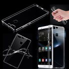 For Huawei P8 P9 Lite Ultra-Thin Soft Silicone TPU Gel Transparent Case Cover