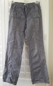 Girl's Gray Pants Roll Up Old Navy Sz.L