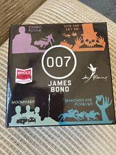 James Bond CD Storybooks Audio Book X 4 Stories