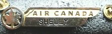 "Vintage Air Canada Crew Cabin / Staff Pin - ""SHELLY"""