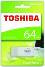 Toshiba® 64GB TransMemory™ U202 Flash Drive USB 2.0 Memory Stick