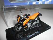 KTM LC8 DUKE SUPERBIKES ATLAS IXO 1:24