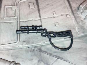 Hasbro Star Wars Boba Fett EE-3 Carbine Rifle Blaster with Strap 3.75 Weapon ESB