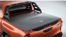 TOYOTA HILUX TONNEAU COVER RUGGED RUGGED X ONLY FROM JULY 15 NEW GENUINE