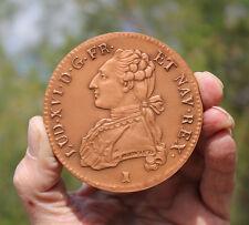 France, medaille, Louis XVI, Revolution, double louis d'or, 145/500