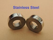83-2005,F12005, BSA B50,B25,C15, ENGINE MOUNTING BOLT SPACER, PAIR,STAINLESS