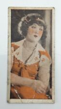 Film Favourites Number 14 Card Marie Prévost Imperial Tobacco F252
