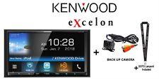 "New listing Kenwood eXcelon Ddx795 6.95"" Wvga Dvd Receiver w/ Hd Radio & Back up camera"