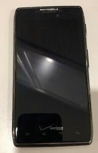 Motorola Droid RAZR (Verizon) 16GB Smart Phone Black
