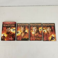 MacGyver: The Complete Fourth Season [Used Very Good Dvd] Boxed Set, Full Fram