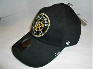 Too Cute! New MLS Columbus Crew Women's Fashion '47 Brand Adjustable Hat _B101
