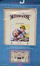WOW--RUMPELSTILTSKIN Book Cassette Tape for Talking Mother Goose