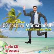 CD - Positive Affirmationen - Motivation & Erfolg Start in den Tag  / Fitness