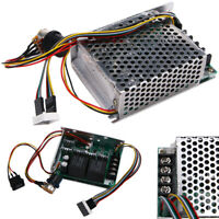 DC10-55V Motor Speed Controller PWM Regulator Control Switch LED Digital Display