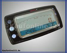 KOSO Stage6 G2 Drehzahlmesser NEU Thermometer Voltmeter Motorrad Roller, S6-4053