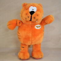Heathcliff the Cat 12 Inch Soft Toy - Vintage 1980s - Plush Toy - VGC