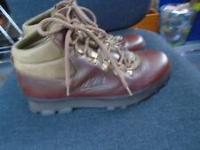 Brasher Air 8 brown leather walking boots size 9/43