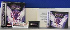 THE LEGEND OF SPYRO A New Beginning Game Boy Advance conf. orig.